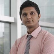 Manojkumar Choudhary Microsoft Excel trainer in Pune