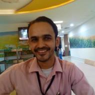 Roshan Hamdan Campus Placement trainer in Bangalore