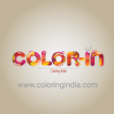 Coloring India photo