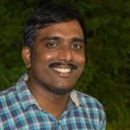Krishna Karthik GMAT trainer in Hyderabad