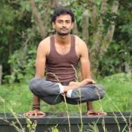 Naveen Yoga trainer in Bangalore