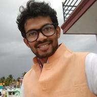 Palash Santra Yoga trainer in Puri
