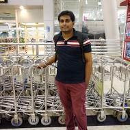 Sri Kanth Adobe Photoshop trainer in Bangalore