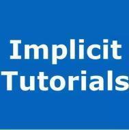 Implicit Tutorials photo