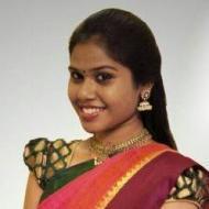 Charanyaa M. Summer Camp trainer in Chennai