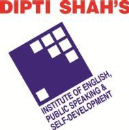 Dipti Shah's Institute of English, Public Speaking, Self Development Spoken English institute in Ahmedabad