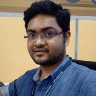 Pratyush Maity Spoken English trainer in Kolkata