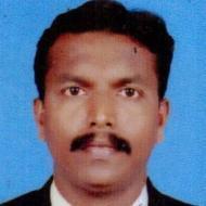 Kanagaraj S. Engineering trainer in Chennai
