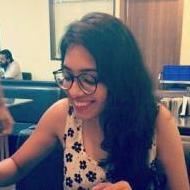 Priyanka K. College Essay Writing trainer in Ahmedabad