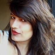 Monika Adobe Photoshop trainer in Delhi