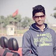 Shubham Kashyap Guitar trainer in Delhi