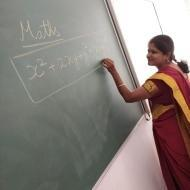 Devi S. Class 7 Tuition trainer in Chennai
