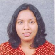 Sapna R. Behavioural trainer in Bangalore