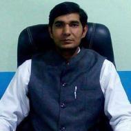 Pradeep Singh Chauahn Bank Clerical Exam trainer in Delhi