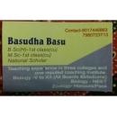 Basudha Basu photo