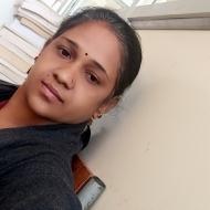 Hamsalekha M. MSc Tuition trainer in Bangalore