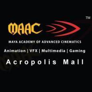 MAAC Animation Kasba Web Designing institute in Kolkata