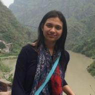 Roohi Bansal BSc Tuition trainer in Hyderabad