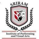 Sriram Institute of Performing and Visual Arts. photo