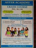 Aster Academy NEET-UG institute in Bangalore