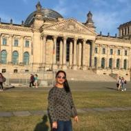Anchal . German Language trainer in Delhi