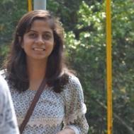 Srijani M. BSc Tuition trainer in Bangalore
