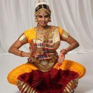 Meenakshi A. Dance trainer in Mumbai