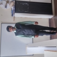 Harish K R BTech Tuition trainer in Bangalore