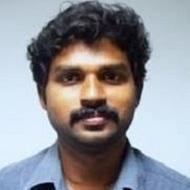 Nidhish Alex Data Science trainer in Chennai
