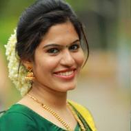 Gloriya P. Saree Draping trainer in Bangalore