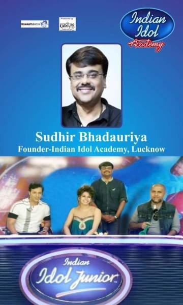 Indian Idol Academy in Aliganj, Lucknow