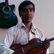 V Rajesh Violin trainer in Chennai