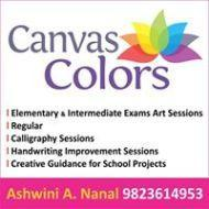 Canvas Colors Drawing institute in Pune
