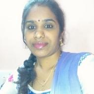 Shobha M. Microsoft Excel trainer in Bangalore