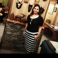 Ankita J. Calligraphy trainer in Surat