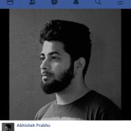 Abhishek P. Guitar trainer in Bangalore