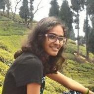 Sanjana M. Class 11 Tuition trainer in Bangalore