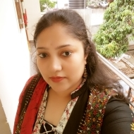 Anjali H. BCom Tuition trainer in Bangalore