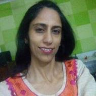 Monika B. BA Tuition trainer in Jaipur