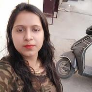 Urvashi A. BBA Tuition trainer in Faridabad