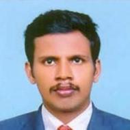 Saravanan P Data Science trainer in Pollachi