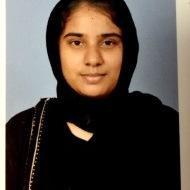 Fathima Jesiya BSc Tuition trainer in Chennai