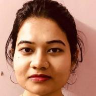 Ashmita D. B Ed Tuition trainer in Kolkata