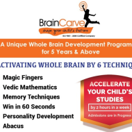 BrainCarve Educare India Pvt.Ltd Memory Techniques institute in Chennai