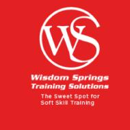 Wisdom Springs Training Solutions Soft Skills institute in Bangalore