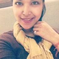 Divya D. MS Word trainer in Chandigarh
