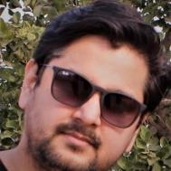 Deepak Jaryal GRE trainer in Pune