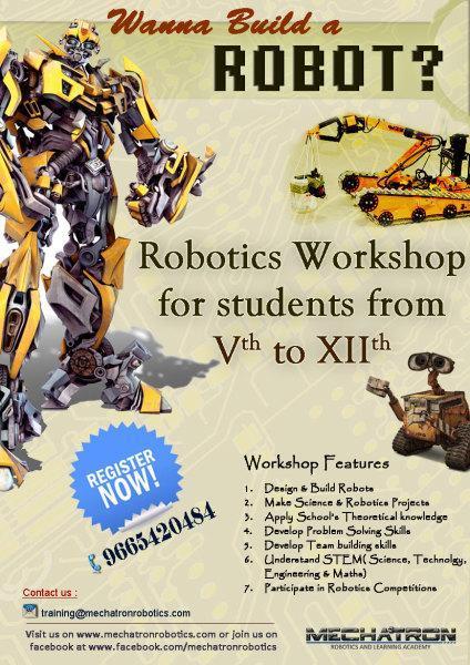 Mechatron Robotics In Howrah Kolkata