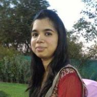 Pooja P. Data Science trainer in Ahmedabad