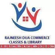 Rajneesh Dua Commerce Classes BCom Tuition institute in Delhi